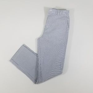 Broocks Brothers Seersucker Striped Pants Size 18